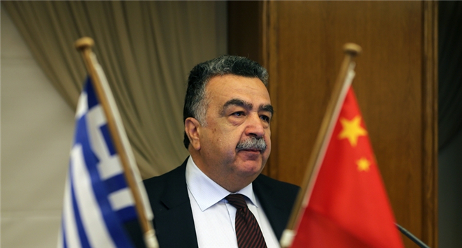 Greek-Chinese economic conference