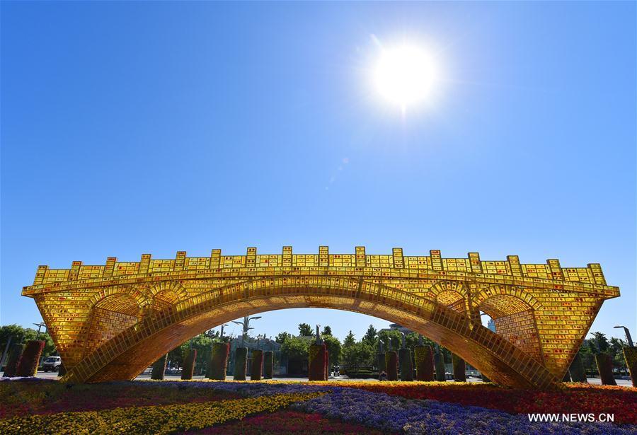 (BRF)CHINA-BEIJING-BELT AND ROAD FORUM(CN)
