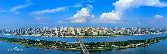 Changsha, Hunan Province, one of the 'top 10 new first tier Chinese cities' by China.org.cn.