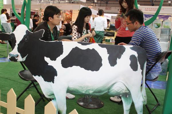 Yili eyes more moves into overseas market