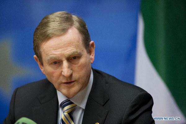 Ireland's political veteran Enda Kenny stepping down as party leader