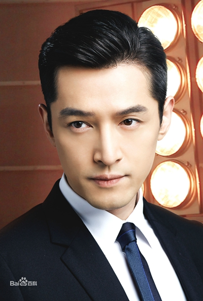 Hu Ge, one of the 'top 10 highest paid Chinese celebrities' by China.org.cn.