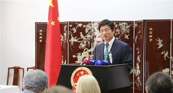 Belt and Road Initiative can mutually benefit China, Cyprus: ambassador
