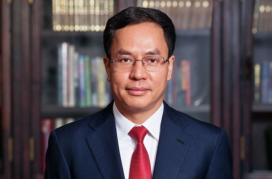 Li Hejun,one of the 'top 10 billionaires in the clean energy sector' by China.org.cn.