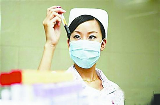 Nursing, one of the 'top 10 most employable majors in China in 2016' by China.org.cn.