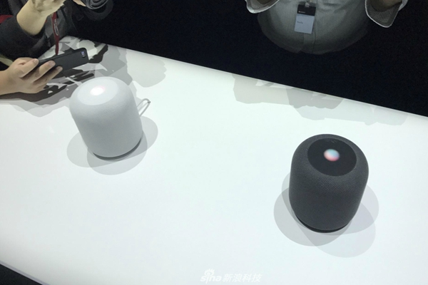 Apple's new HomePod to compete with Amazon, Google