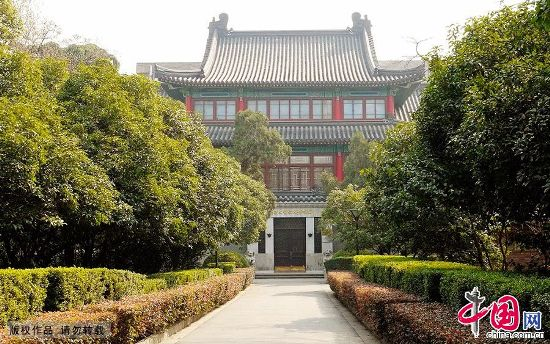 Nanjing University, one of the 'Top 10 Chinese universities with best undergraduate majors' by China.org.cn