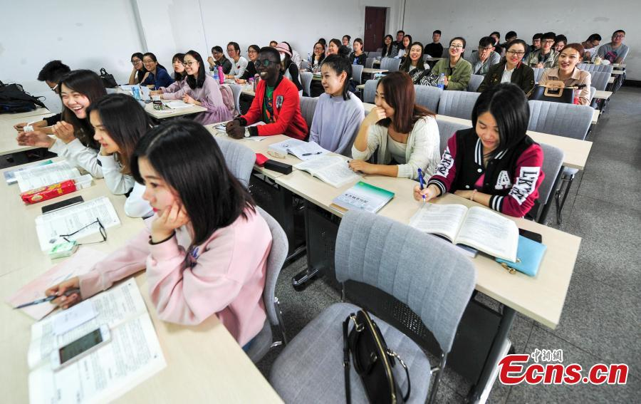 African student's life in Shenyang- China org cn