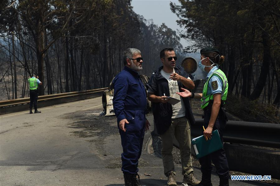 PORTUGAL-PEDROGAO GRANDE-FOREST FIRE