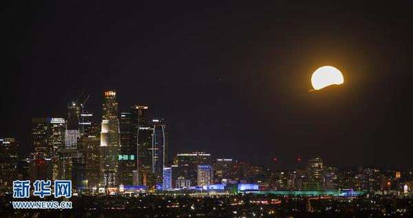 Los Angeles, one of the 'Top 10 world's cities with greatest comprehensive strengths' by China.org.cn