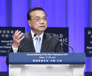 China prepared to open up even more, Li vows