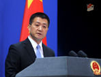 China to support improvement of ties on Korean Peninsula