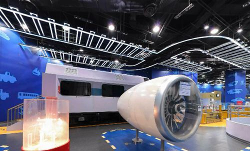 The China Science Technology Museum aims to popularize science, inspire innovation, serve the public and promote harmony. It attracted 3.8 million visitors in 2016, marking a 14 percent increase from the previous year. [cstm.cdstm.cn]
