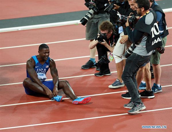 Justin Gatlin: 'Where's the incentive for athletes to stay drug
