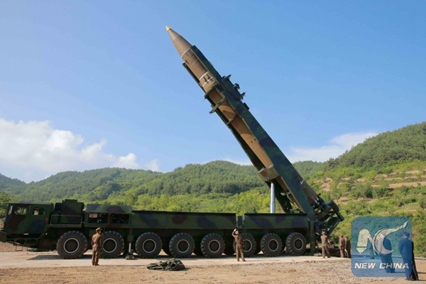 North Korea missile crisis seen pushing South Korea to gun up