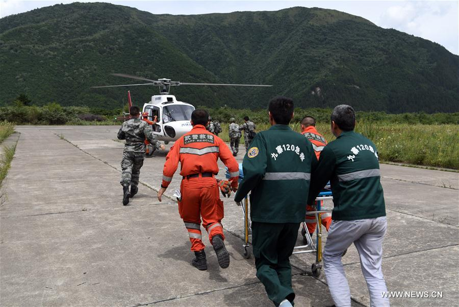 Sichuan | Authorities raise toll to 20 dead, over 400 injured in quake