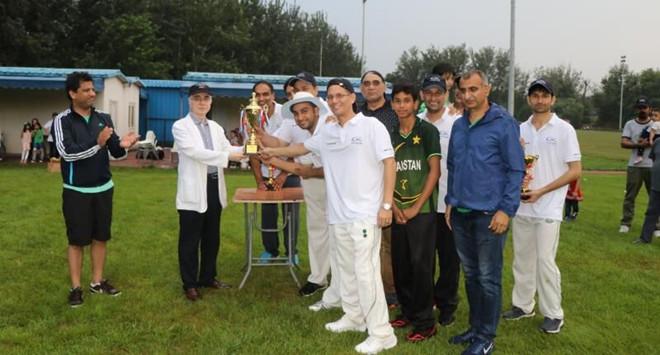 Pakistan Cricket Gala at Beijing