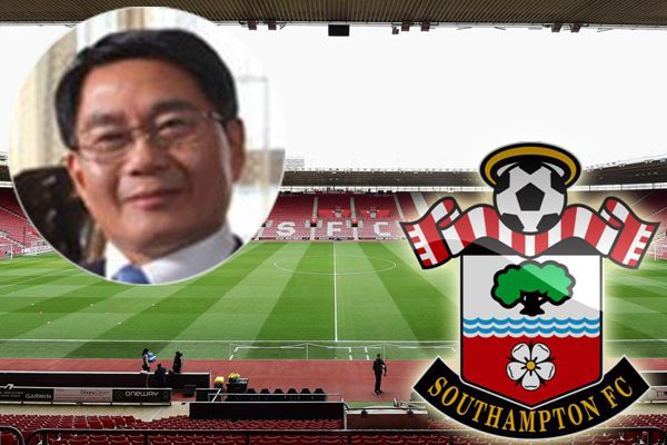 Southampton enter partnership with Chinese businessman Jisheng Gao