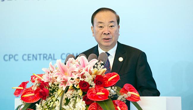 Highlights of Huang Kunming's speech at BRICS governance seminar