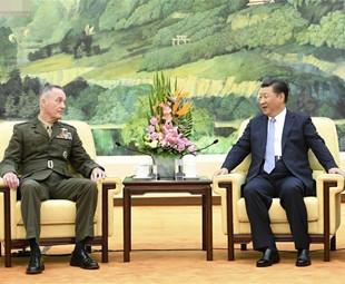Xi calls for enhanced China-US military ties