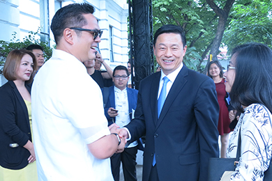China, Philippines pledge to enhance media cooperation