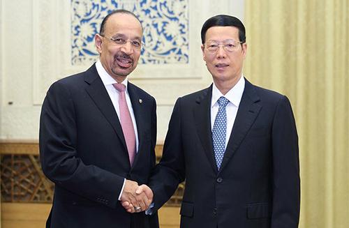 China, Saudi Arabia agree to strengthen economic ties
