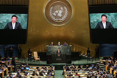 China to continue efforts to implement UN 2030 Agenda: President Xi