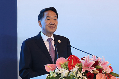 Jiang Jianguo hosts opening ceremony of BRICS Seminar on Governance