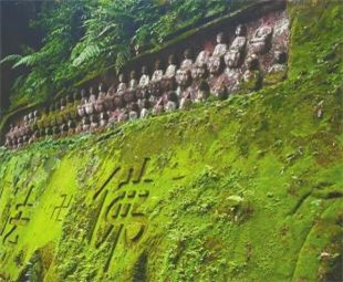 Ming Dynasty Buddha statues 'beheaded' in Sichuan