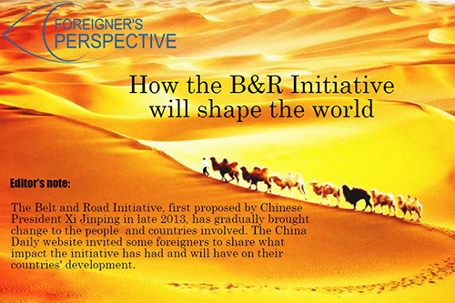 How the B&R Initiative will shape the world