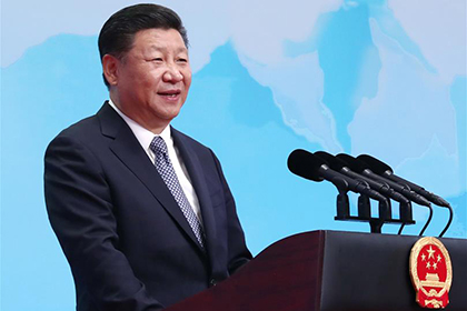 Full text of President Xi's speech at opening ceremony of BRICS Business Forum