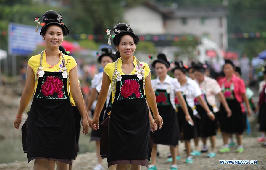 Miao people art