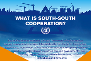 Infographic: What is South-South Cooperation