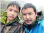 Father, son take controversial journey to Tibet