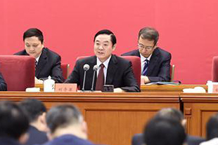 Liu Qibao addresses opening ceremony of 6th national conference of CTAA
