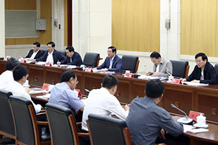 Liu Qibao attends seminar on publicity work of overseas offices of state media