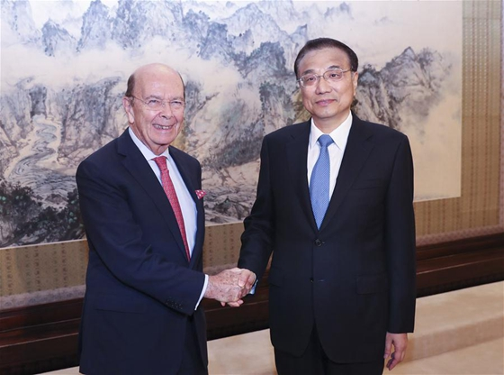 USA commerce secretary strikes upbeat tone on Beijing visit""
