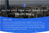 How the world's largest water diversion project benefits Beijing