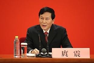 Tuo Zhen holds press conference of 19th CPC National Congress