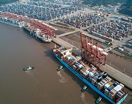 China's goods trade 'sound and steady' on rising demand
