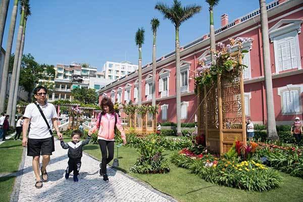 Αποτέλεσμα εικόνας για Visitor arrivals in Macao