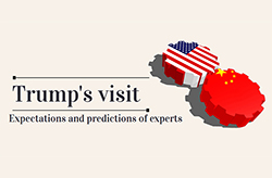Trump's visit: Expectations and predictions of experts
