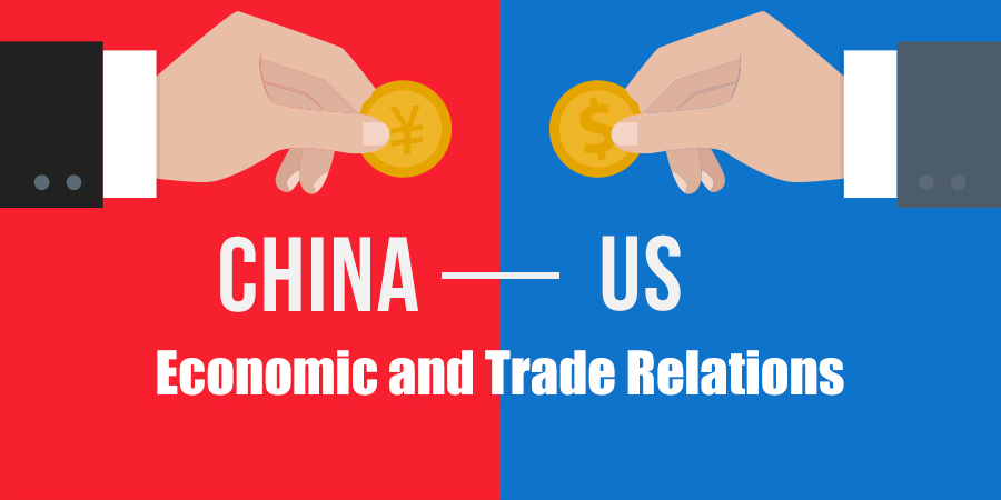Infographic: China-US economic and trade relations