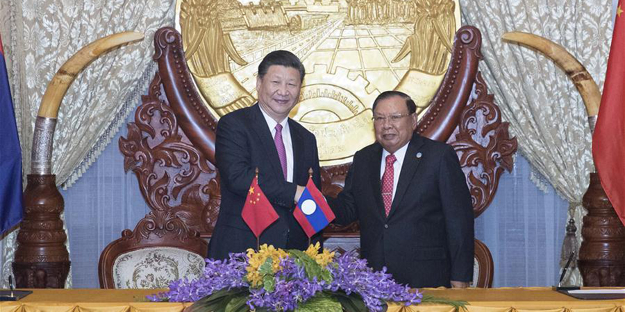 President Xi wraps up state visit to Laos with strengthened partnership