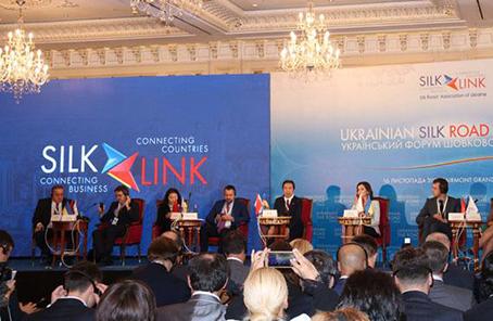 Ukraine Silk Road forum boosts China-Ukraine cooperation