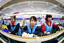 China's economy slower but healthier