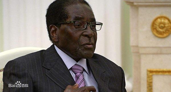 Theresa May hails resignation of Zimbabwean leader Robert Mugabe
