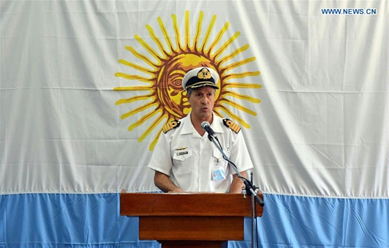 Did Missing Argentina Submarine Explode? Mysterious Loud Noise Being Investigated