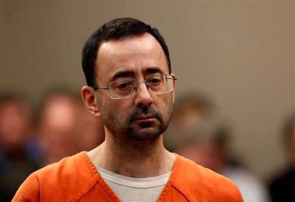 Larry Nassar, Former USA Gymnastics Doctor, Pleads Guilty to Sexual Assault