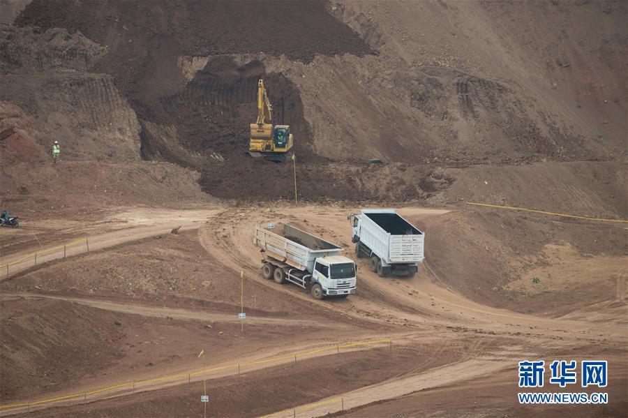 雅万高铁瓦利尼隧道工程正式开工